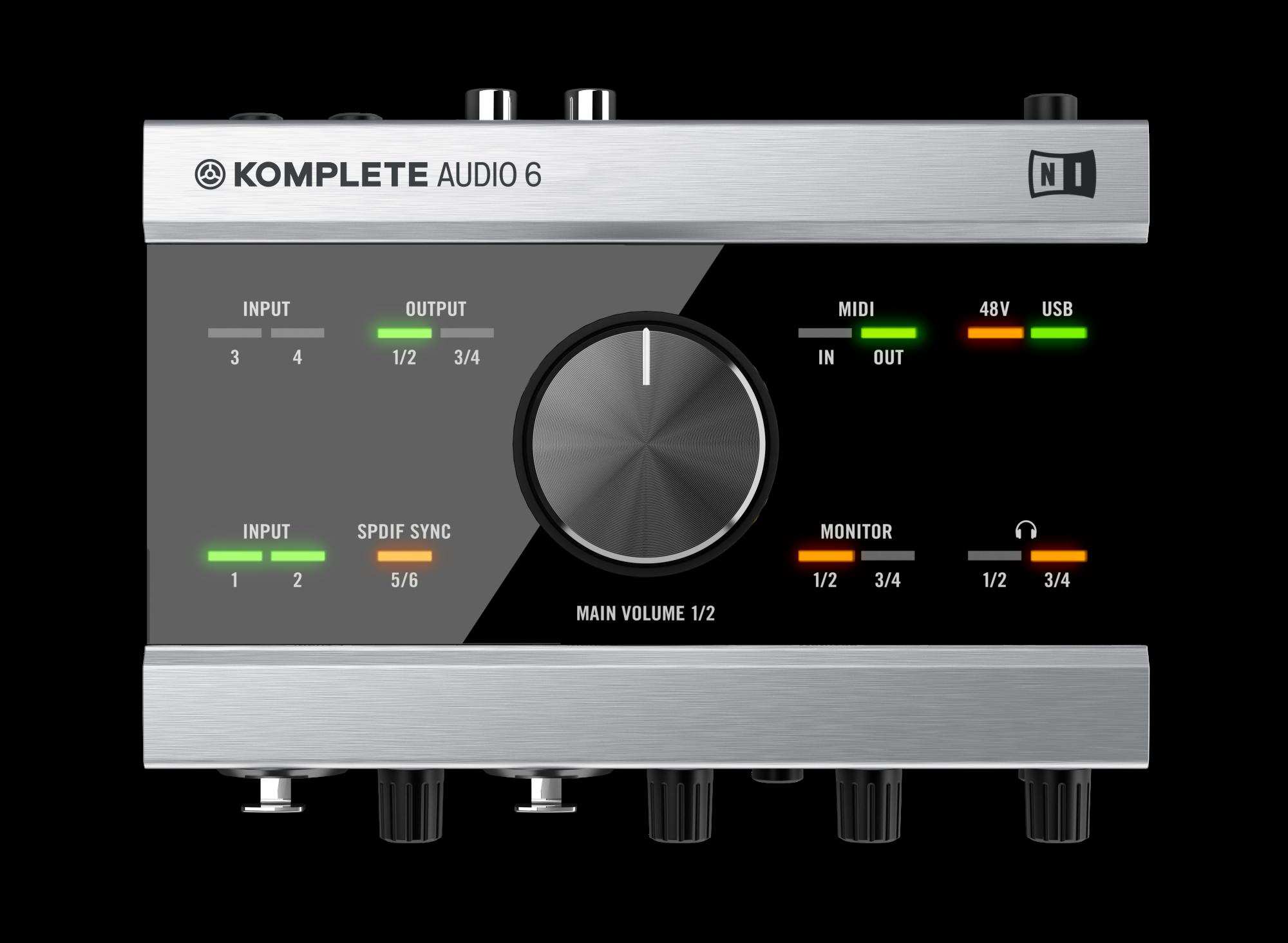 NI_Komplete_Audio_6_Topview