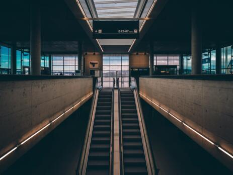Zurich Airport by Erez Attias
