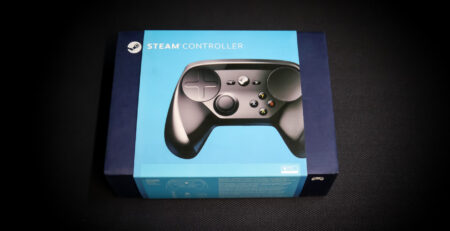 Steam Controller Retail Box