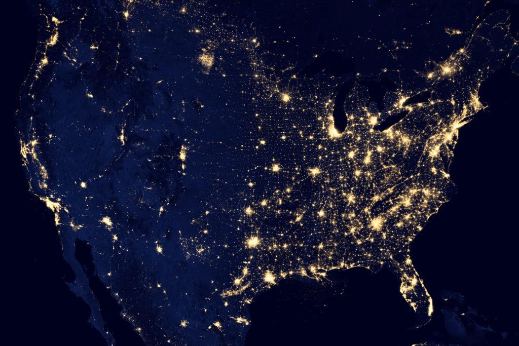 USA SPACE