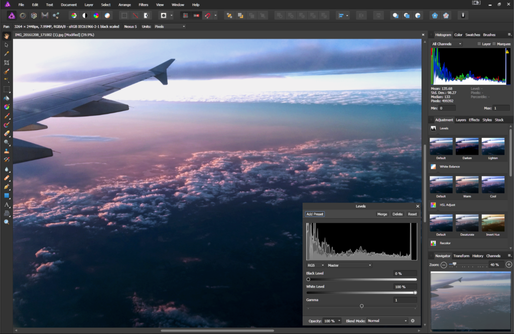 Serif Affinity Photo for Windows Review - Akiatech Solutions