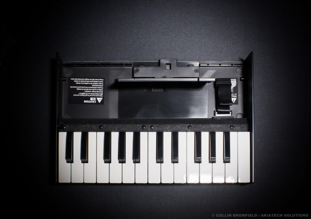 K-25m accessory keyboard Akiatech