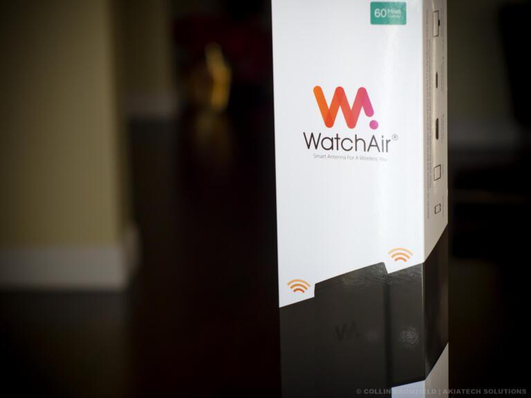 Watchair Box Akiatech