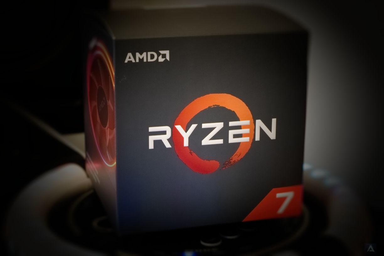Ryzen 2700X Review Akiatech